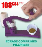 Ecrase-comprimés Pillpress
