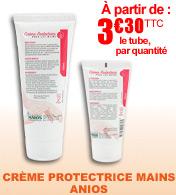 Crème protectrice pour les mains Anios