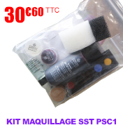 Kit maquillage individuel SST+PCS1 - Maqpro