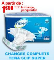 Change complet adulte Tena Slip Super (Jour)