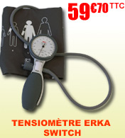Erka switch tensiom�tre ambidextre de pr�cision