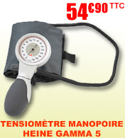 Tensiom�tre manopoire Heine Gamma G5