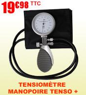 Tensiomètre TENSO+ Fahrenheit Médical Classics