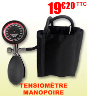 Tensiom�tre manopoire Fahrenheit M�dical Classics