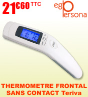 Thermomètre frontal sans contact multifonctions Teriva EGO PERSONA