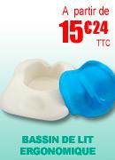 Bassidoux : le premier bassin de lit respectant la morphologie du patient alité