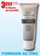 Pommade réparatrice au zinc ABENA