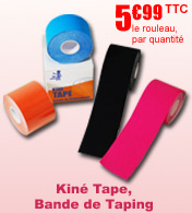Kin� Tape, bande de Taping DR SIMSON materiel medical