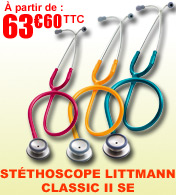 St�thoscope 3M Littmann Classic II SE