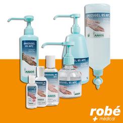 Mercryl Soin Gel Hydroalcoolique 100ml Easyparapharmacie