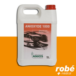 Anioxyde 1000 désinfection instrument Anios