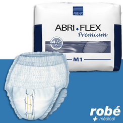 Slips absorbants Abri Flex Normal - Paquet de 14