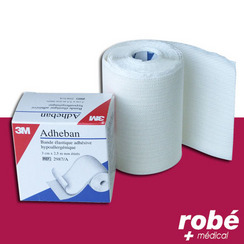 Bandes de contention forte extensibles Adhéban PLUS 3M