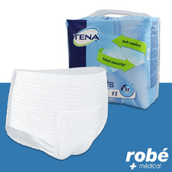 Slips absorbants TENA Pants Maxi - Paquet de 10