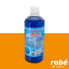 Gel détartrant WC ECO
