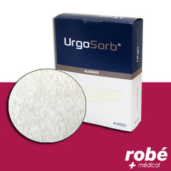 Urgosorb mèches absorbantes Alginate-Hydrocolloïde 5 x 30 cm