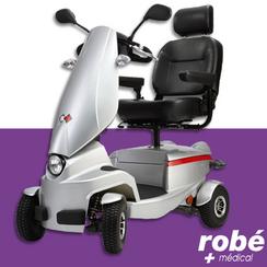 Scooter électrique Nox homologué route autonomie 35km