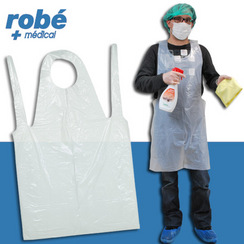 Tabliers de protection ROBE MEDICAL