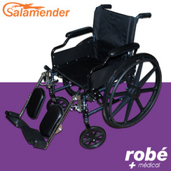 Pliant Avec Fauteuil Roulant Salamender Reposes Pieds Inclinables eEH2b9IYWD