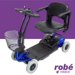 scooter lectrique 4 roues pliable zenixx senior hs 18. Black Bedroom Furniture Sets. Home Design Ideas