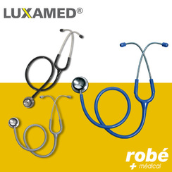 Stéthoscope LUXAMED LuxaScope Sonus FLEX double pavillon