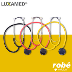 Stéthoscope LUXAMED Sonus Flat FLEX simple pavillon