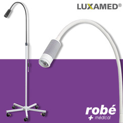 Lampe d'examen LED LUXAMED forte intensité 50 000 Lux