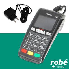 Lecteur de carte vitale et carte bancaire fixe filaire ICT250 SANTE ... 855310e5c88