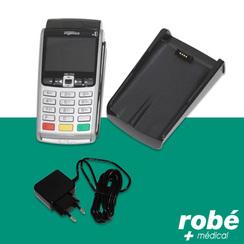 Lecteur de carte vitale et carte bancaire avec socle IWL250 PEM SANTE 2fd81b2b1f2
