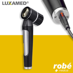 Dermatoscope nouvelle génération microLED 3.7V avec batterie rechargeable LuxaScope LUXAMED