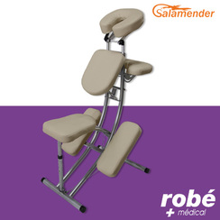 de Chaise Salamender massage ergonomique S225 Gris pliante XuTiPOkZ