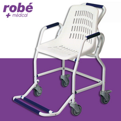 Chaise A Roulettes Medicale