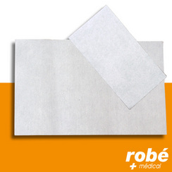 Feuilles super absorbantes Gelsafe 5000,  Lot de 100