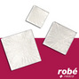 Compresses non adherentes et absorbantes 3 couches steriles - Lot de 150 Robe medical