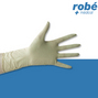 Gants de chirurgie latex non poudres steriles Robe Medical