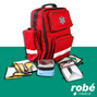 Sac à dos d'urgence pour interventions, Emergency Robe Medical