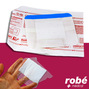 Transparent Dressing Film adhesif transparent avec compresse