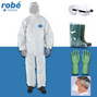 Kit de protection anti contamination Categorie III Type 4,5 et 6