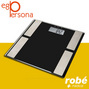 Balance pese personne impedancemetre Ego Persona - Portee 150 Kg - Black edition