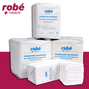 Compresses non tissees non steriles Robe Medical, par paquet de 100
