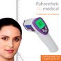 Thermometre medical infrarouge sans contact Temperatest II Fahrenheit Medical