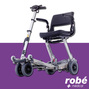 Scooter pliable ultra compact LUGGIE MANGO mobility - Portee maximale 114 KG