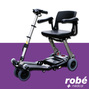 Scooter ultra compact LUGGIE ELITE MANGO mobility - Portee maximale 138 KG