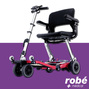 Scooter ultra compact LUGGIE SUPER MANGO mobility - Portee maximale 170 KG