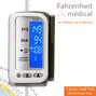 Tensiometre bras electronique avec moniteur de tension sur le brassard LS808 FAHRENHEIT MEDICAL