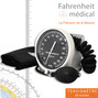 Tensiometre de table et mural professionnel avec large cadran AUGGEN FAHRENHEIT MEDICAL