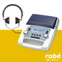Audiometre de diagnostic portable MA 28 MAICO avec conduction aerienne et osseuse