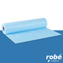 Drap d'examen gaufre plastifie Bleu largeur 50 cm - 27g Robe Medical