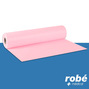 Drap d'examen gaufre plastifie Rose largeur 50 cm - 27g Robe Medical