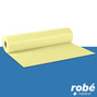 Drap d'examen gaufre plastifie Jaune largeur 50 cm - 27g Robe Medical
